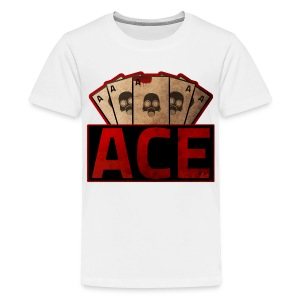 ACE - Teenage Premium T-Shirt