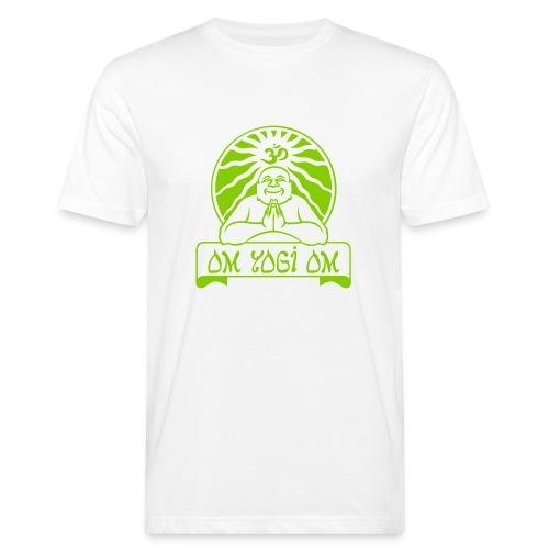 Om Yogi Om - Männer Bio-T-Shirt