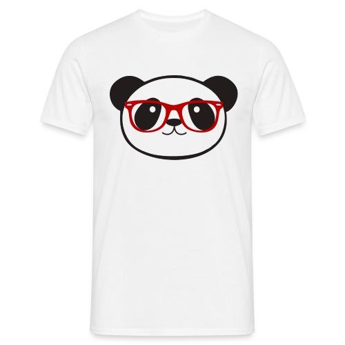 Men's T-Shirt - love panda