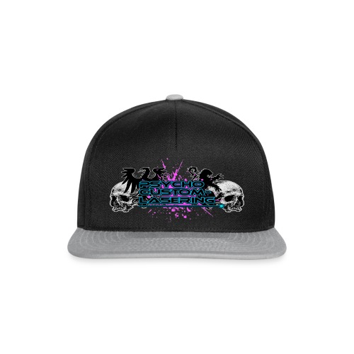 Psycho Custom-Lasering Cap - Snapback Cap