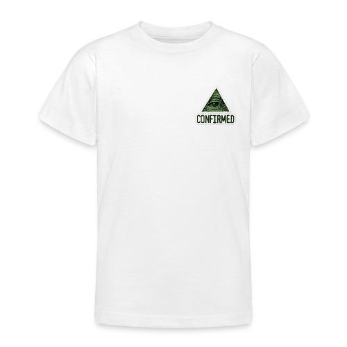 illuminati comfirned t-skjorte - T-skjorte for tenåringer