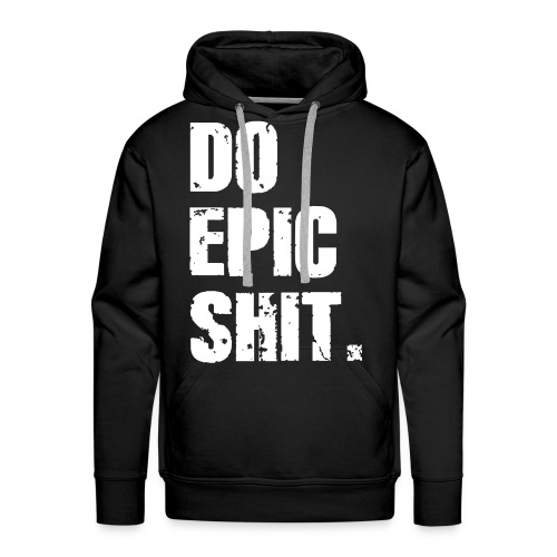 Westbull - Epic Shit - Männer Premium Hoodie