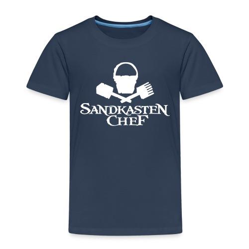Sandkasten Chef – Kinder T-Shirt (dh) - Kinder Premium T-Shirt