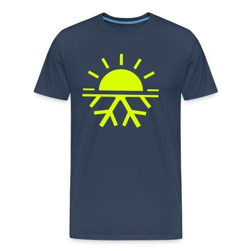 SUMMER/WINTER - Maglietta Premium da uomo