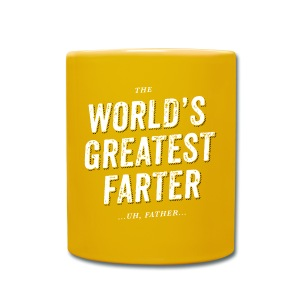 World's Greatest Father - Full Colour Mug