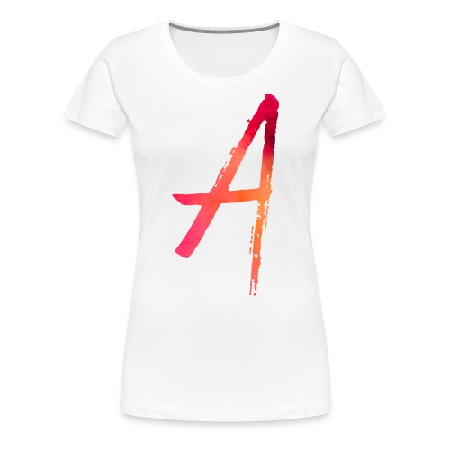 Adaptiv Shirt Big A women - Frauen Premium T-Shirt