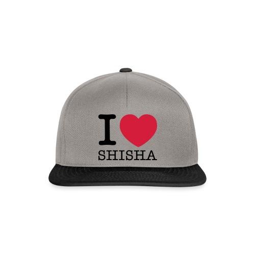 I heart SHISHA - Snapback Cap