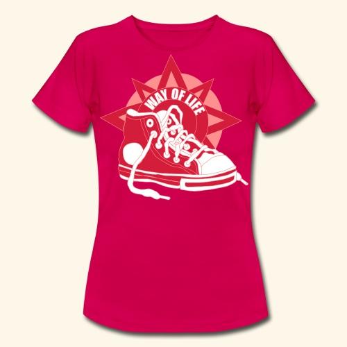 Way of life  - T-shirt Femme