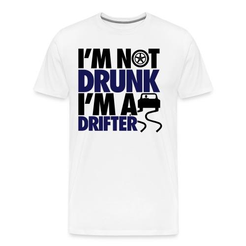 i m a Drifter - Männer Premium T-Shirt