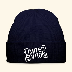 Limited edition - Wintermütze