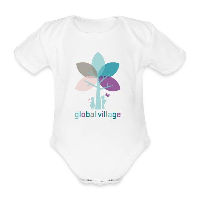 Baby Kurzarm-Body
