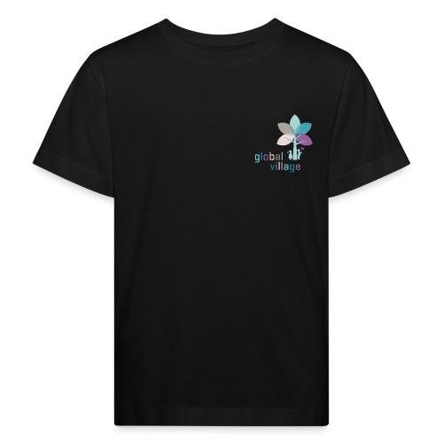 Bio Kinder T-Shirt schwarz - Kinder Bio-T-Shirt