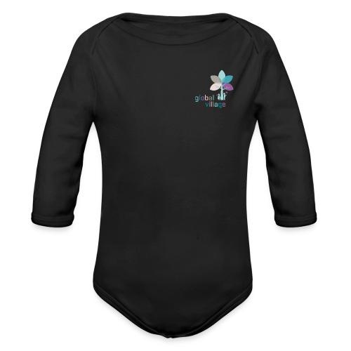 Baby Langarm-Body - Baby Bio-Langarm-Body