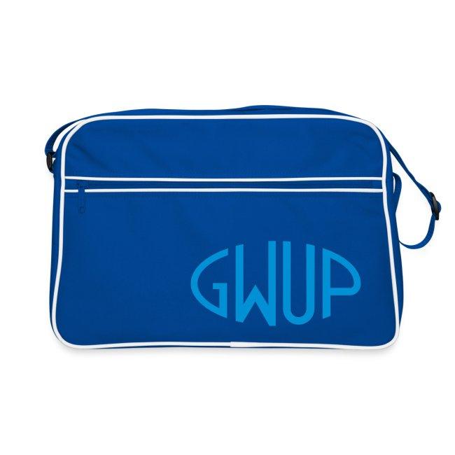 """Retro-Tasche """"GWUP-Logo"""""""