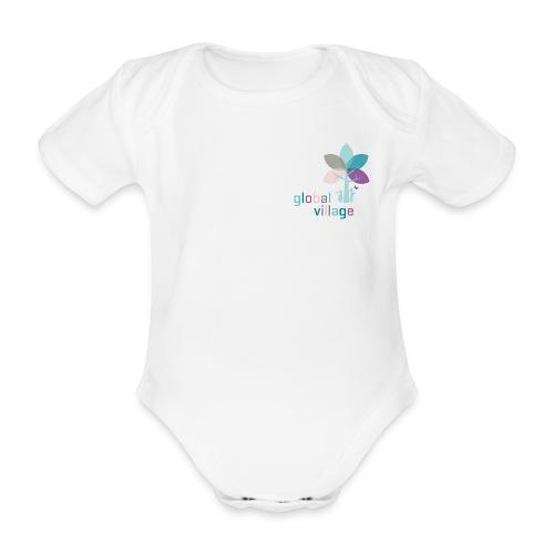 Baby Kurzarm Body - Baby Bio-Kurzarm-Body