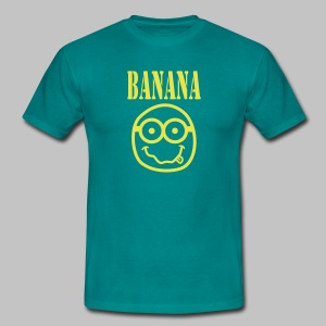 Tshirt homme (man) Bananirvana - Men's T-Shirt