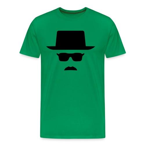 Heisenberg - Mannen Premium T-shirt