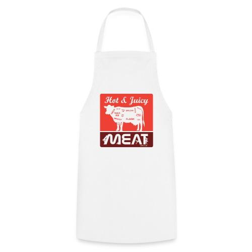 Hot & juicy Meat - Forklæde