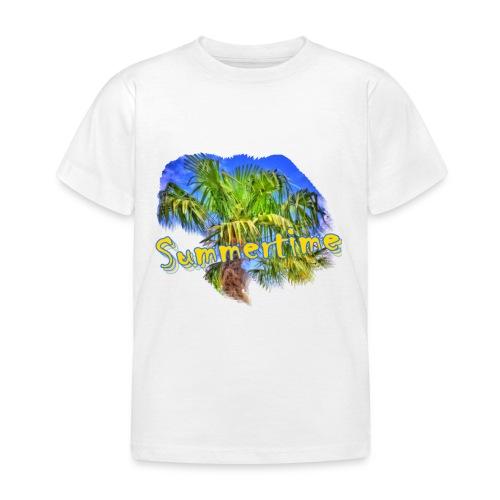 Summertime - Kinder T-Shirt