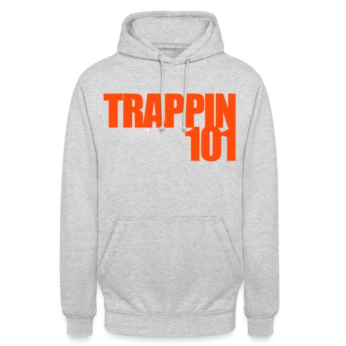 Trappin 101 Blood Red Edition Hoodie - Unisex Hoodie