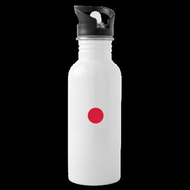 National Flag of Japan Mugs & Drinkware