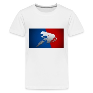 Major league of downhill - T-shirt Premium Ado