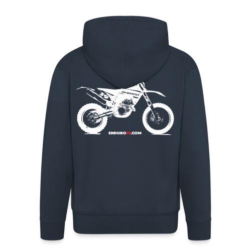 Veste à capuche - Moto Sherco - Veste à capuche Premium Homme