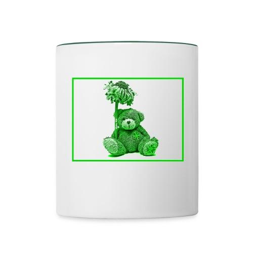 mug nounours - Mug contrasté
