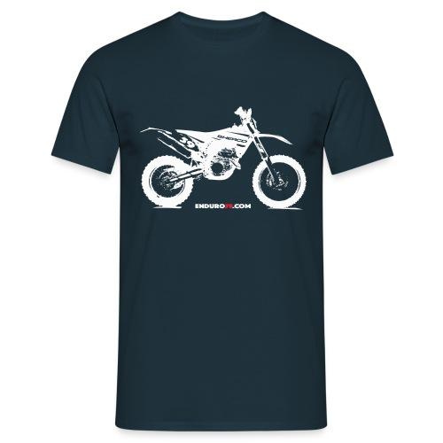 T-Shirt moto Sherco - T-shirt Homme