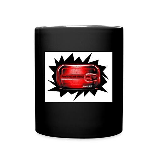 mug boîte de sardine - Mug uni