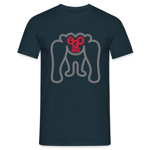 EgoAffe-Männershirt - Männer T-Shirt