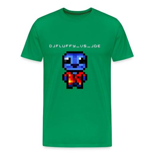 Premium FLuFFy Avatar - Mannen - Mannen Premium T-shirt