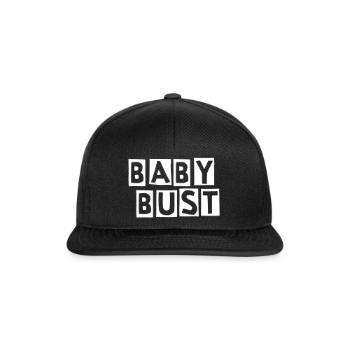 Baby Bust Casquette - Casquette snapback