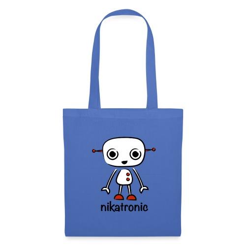nikatronic bag - Tote Bag