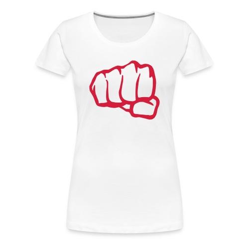 Yeah - mag dich - Frauen Premium T-Shirt