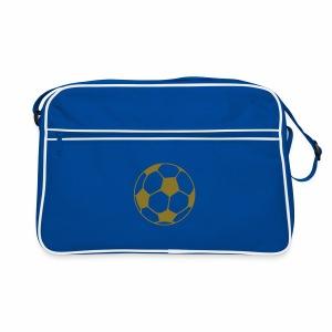 fußball - Retro Tasche