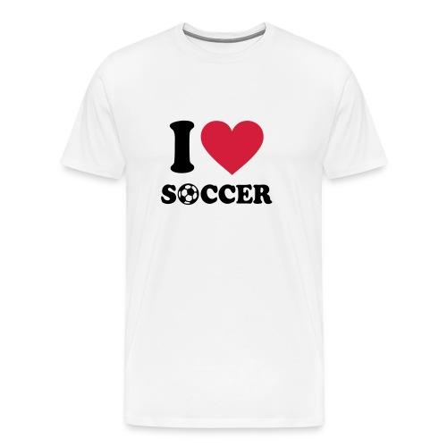 1,55 - Mannen Premium T-shirt