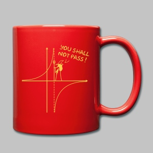 Mug Asymptote - Full Colour Mug