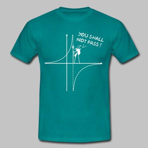 Tshirt Homme (man) Asymptote - Men's T-Shirt