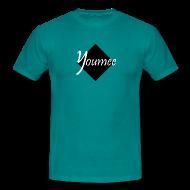 Tee shirts ~ Tee shirt Homme ~ black diamond youmee
