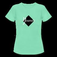 Tee shirts ~ Tee shirt Femme ~ black diamond youmee