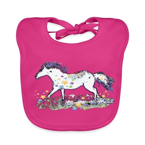 Star-Horse - Baby Bio-Lätzchen