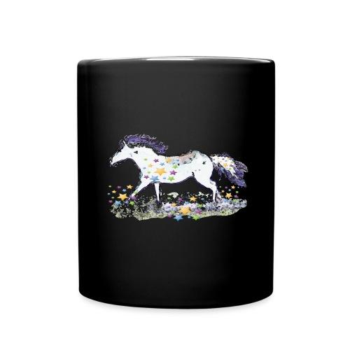 Star-Horse - Tasse einfarbig