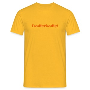 FundillyMundilly Summar Tap - Men's T-Shirt