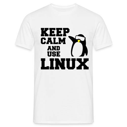 Camiseta Linuxeros FAQ - Camiseta hombre