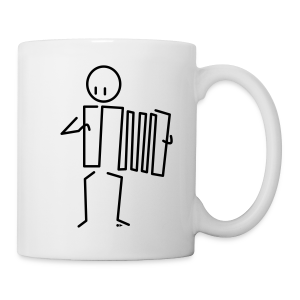 Accordionist [single-sided] - Mug