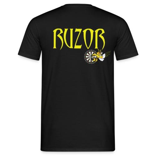 Ruzor Jaune - T-shirt Homme