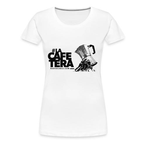 CAMISETA DE LA RESISTENCIA - Camiseta premium mujer