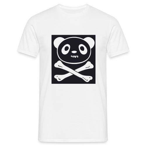 Men's T-Shirt - love,panda,pandares,tshirt