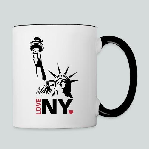 Mug Statue de la Liberté - Mug contrasté